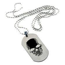 New Tom Clancy's Ghost Recon Wildlands Skull Chain Necklace Pendant Cosplay Gift