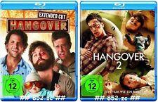 HANGOVER 1 und HANGOVER 2 / 2 Blu Rays