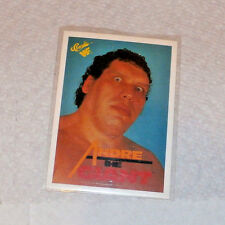 1990 Classic WWF #66 Andre the Giant