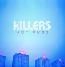 THE KILLERS HOT FUSS CD Album MINT/MINT/MINT  *