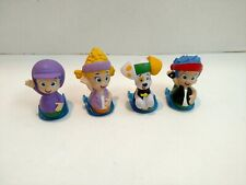 4 Replacement Figures for Bubble Guppies Rock & Roll Stage Lot BUBBLE PUPPY
