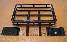 MOTORCYCLE Universal Trailer Hitch Rack (52-828) Works with most receivers.