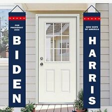 2020 Biden Harris Flag Garden Banners and Sign Patriotic Outdoor Yard Decoration