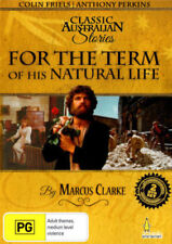 FOR THE TERM OF HIS NATURAL LIFE DVD ( 2 DISC SET )  AUSTRALIAN MOVIE