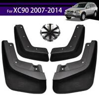Front Rear For Volvo XC90 2007-2014 Mud Flaps Splash Guards Mudguards Mudflaps