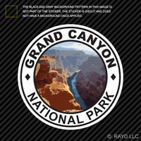Grand Canyon National Park Sticker Premium Die Cut Vinyl camp hike az arizona
