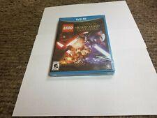 LEGO Star Wars: The Force Awakens (Nintendo Wii U, 2016) new