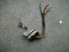 1965 1966 Ford Mustang GT Cobra Shelby RARE OEM Heater Fan Switch.