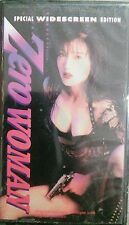 Zero Woman New VHS Widescreen Dubbed
