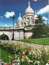 ☺ Puzzle Montmartre Le Sacré Cœur 1000 Pièces Schmidt 58110 Neuf Sous Blister