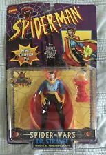 MARVEL COMICS SPIDER-MAN THE NEW ANIMATED SERIES SPIDER WARS DR STRANGE NIP 1996