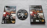 Midnight Club 3: DUB Edition (Sony PlayStation 2, 2005)