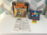 Vintage Time Factor Counter Game From Ideal Complete With Instructions