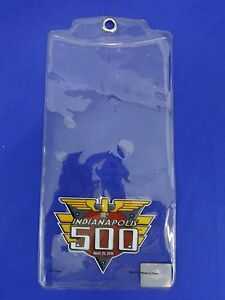 2014 Indianapolis 500 Event Credential / Ticket Holder IndyCar Ryan Hunter-Reay