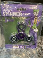 Buckle Down DC Comics The Joker Fidget Spinner NIP Suicide Squad Puddin