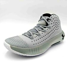 Under Armour Mens Hovr Havoc 2 Basketball Shoes Gray 3022050-101 Sz 12