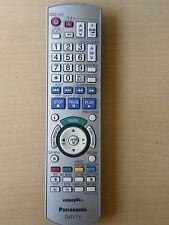 Genuine originale Panasonic Dvd/TV Remote Control eur7659yn0 dmr-ez445 dmr-ex75