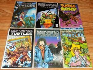 Eastman and Laird's Teenage Mutant Ninja Turtles Comic Lot 3 11 12 13 16 Mirage