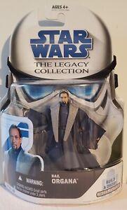 "Star Wars Legacy (BD26) Bail Organa 3.75"" Figure"