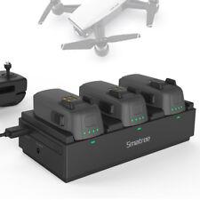 [DJI Spark Battery Base]Smatree Portable Charging Station for DJI Spark