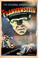 """Frankenstein Retro (1931) - Movie Poster (24""""x36"""") - Free S/H"""