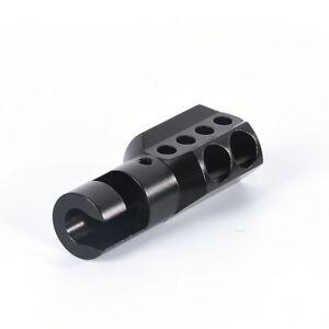 CNC Aluminium Black Mosin Nagant 91-30 Muzzle Brake Recoil Brake Competition