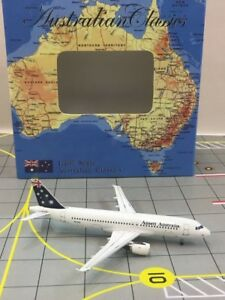 AeroClassics 1:400 Ansett Australia Airbus A320-200 VH-AYC