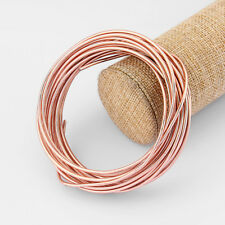 5 Meters / Roll of 2mm Aluminium Craft Floristry Wire For Jewelry Making Cord