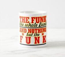 Funk Coffee Mug parliament funkadelic Clinton soul funky tower of power bass