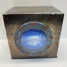 Stargate SG-1 The Series Collection DVD 2007 53 Disc Collector Edition 1 Missing