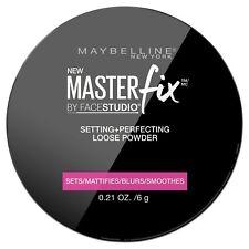 Maybelline Facestudio Master Fix Setting + Perfecting Loose Powder Translucent