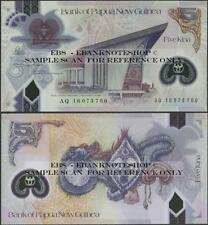Papua New Guinea,PNew,5 Kina,2016,UNC, reduced size - Ebanknoteshop