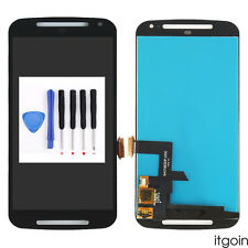 For Motorola Moto G2 G+1 XT1064 XT1063 LCD Display Screen Touch Digitizer Tools