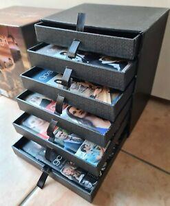 VERY RARE LTD EDITION BOX - Gossip Girl - The Complete Series 1-6 - R4 DVD SET