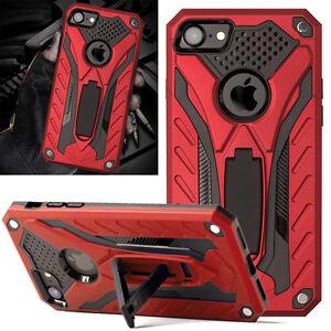 Coque iPhone 8/7/6/Plus/XR/X/XS/11/12/MAX Etui Protection BI-MATIERE Antichoc