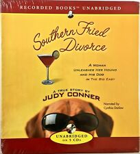 Southern Fried Divorce Audiobook by Judy Conner 5 CD's 6 Hours Unabridged 2004