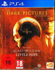 The Dark Pictures Anthology Volume 1 Limited PS4 Brand New & Sealed UK PAL