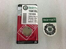 RING OEM Defender, Disco 1&2, Freelander  Key Fob Alarm Remote Battery YWK10003L