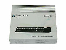 BMW Genuine Natural Air Car Freshener Holder + 1 x Fragrance Stick 83122285673