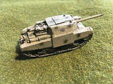 1/100th(15mm) WWII Italian Semovente 75/46 SP/ARTY Wargaming Model