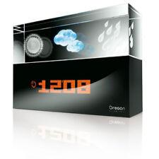 Oregon Scientific Design Crystal Wetterstation mit 3D Wetter Symbolen BA900