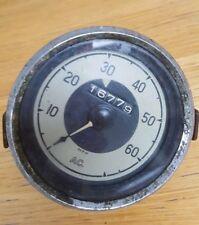 Ac speedometer mini morris austin other classic car retro guage Cooper dial dash