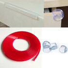 1 Set x 6M Protector Furniture Corner Guards Table Silicone Soft Furniture Cover
