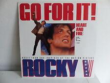 "MAXI 12"" Bo film OST ROCKY V Go for it ! 2041726"