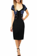 Polyester Special Occasion Dresses for Women's 1950s