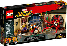 Lego Marvel Super Heroes 76060 Dr Strange's Sanctum Sanctorum New/Sealed