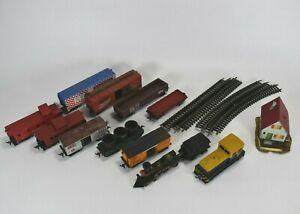 HO Train Lot - Mostly Mantua - As Is Untested