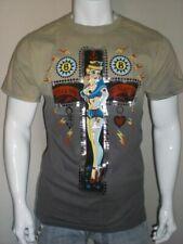 Shiroi Neko T shirt  Minute Mirth Tattoo Punk Goth Emo BNWT Size L