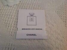 Chanel no 5 L'Eau Paris Ribbon White Breaking And Making Parfumez Moi Perfume Me