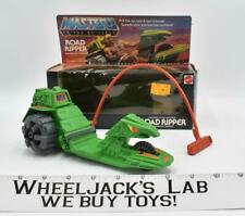 Road Ripper Complete He-Man MIB Masters of the Universe MOTU 1984 Mattel Vehicle